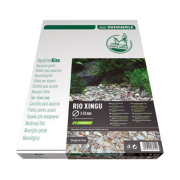 Dennerle Plantahunter Natural Gravel - River L-5 kg-1